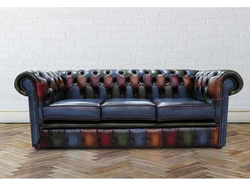 Chesterfield Patchwork