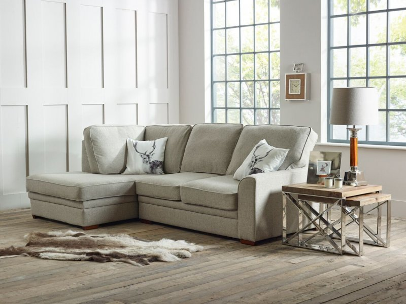 Liberty Contemporary Chaise Sofa