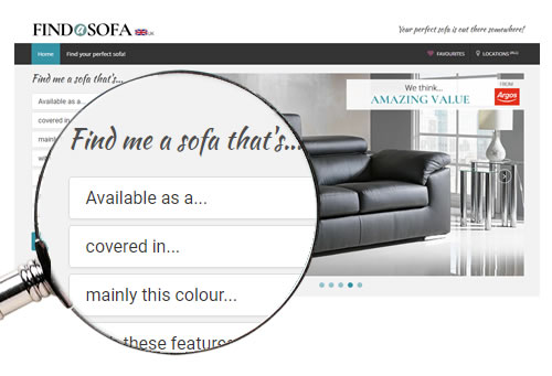 Sofa Search